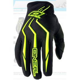 Guanti Oneal Element Youth Glove Blue