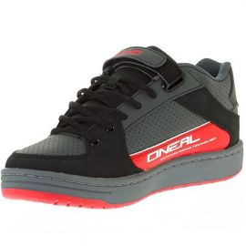 Scarpe O'Neal Torque SPD Shoe Gray/Red