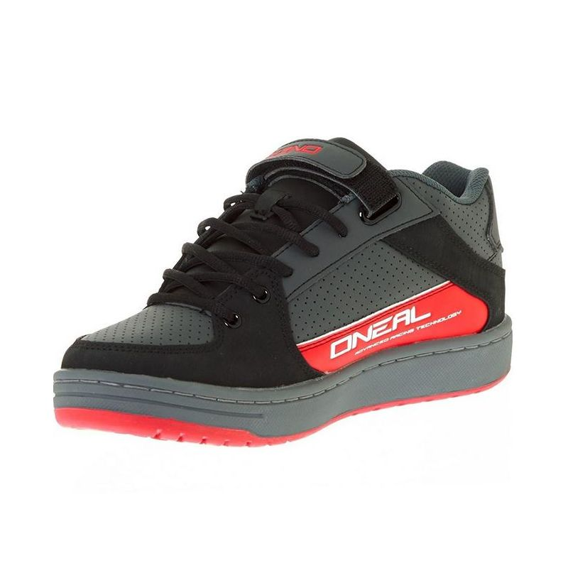 wholesale dealer ccb1e 5fee8 Scarpe ONeal Torque SPD Shoe Gray/Red