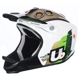 Casco Urge Archi-Enduro Veggie Green - White