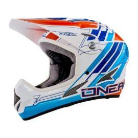 Casco ONeal Backflip Fidlock DH Helmet Evo PINNER Blue
