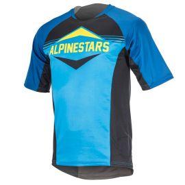 Jersey Alpinestars Mesa SS Blue 2018