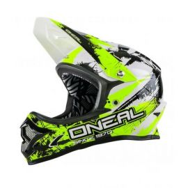 Casco Oneal Backflip Fidlock DH Helmet RL2 Shocker Black/Neon Yellow