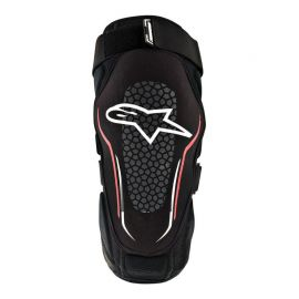 Ginocchiera Alpinestars Evolution Knee Black Red