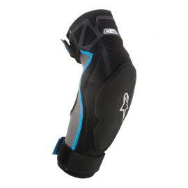 Gomitiere Alpinestars E-Ride Elbow Black Cyan