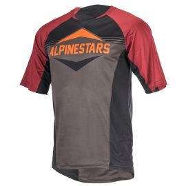Jersey Alpinestars Mesa SS Black Red