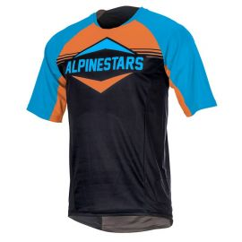 Jersey Alpinestars Mesa SS Blue Orange
