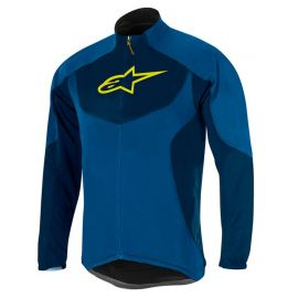 Giacca Alpinestars Mid Layer Jacket Blue