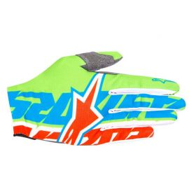 Guanti Alpinestars Rover Glove Green Blue Orange