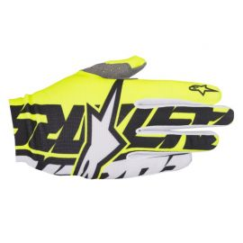 Guanti Alpinestars Rover Glove Yellow White Black