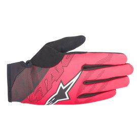 Guanti Alpinestars Stratus Glove Red Black