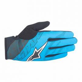 Guanti Alpinestars Stratus Glove Blue Black
