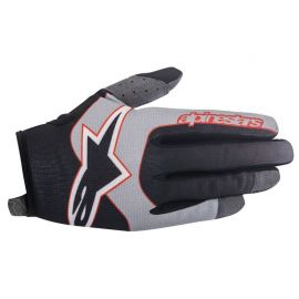 Guanti Alpinestars Vector Glove Grey Black