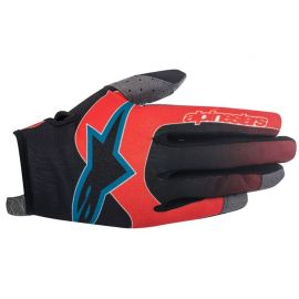 Guanti Alpinestars Vector Glove Red Black