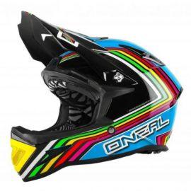 Casco Oneal Fidlock DH Helmet Warp Avian Multi