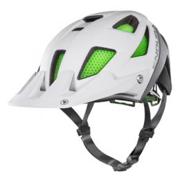 Casco Endura MT500 Helmet White