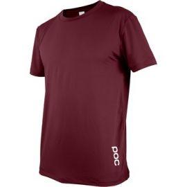 T-Shirt POC Resistance Enduro Light Tee Propilene Red