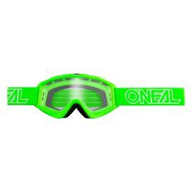 Maschera ONeal B-Zero Goggle White