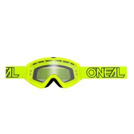 Maschera ONeal B-Zero Goggle Yellow