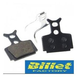 Pastiglie Freno Billet Per Sram Guide Mescola Enduro Ant+Post