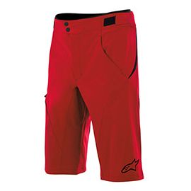 Pantaloni Alpinestars Pathfinder Short Red/Black