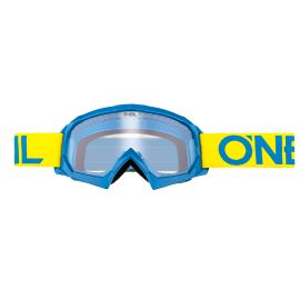 Mascherina O'Neal B-10 Youth Goggle SOLID Yellow/Blue