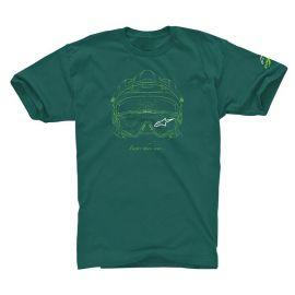T-Shirt Alpinestars Helmet Tech Tee