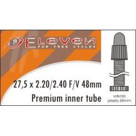 Camera d'aria ELEVEN 27,5x2.20/2.40 presta LUNGA 48MM