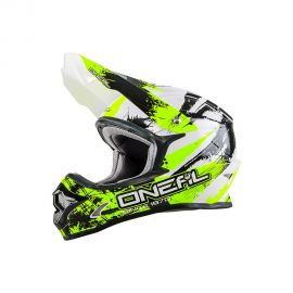 Casco Integrale O`Neal Backflip Fidlock DH Helmet RL2 Shocker Black/Neon Yellow
