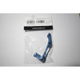 Adattatore Disco Freno 185mm IS Rear  NSBDA0007-BL Blue