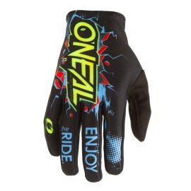 Guanti MTB O'Neal MATRIX Glove VILLAIN black