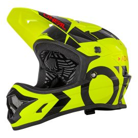 Casco ONeal BackFlip RL2 Helmet Slick Neon Yellow/Black
