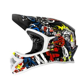 Casco ONeal BackFlip RL2 Helmet Rancid Multi