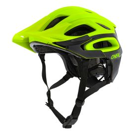 Casco Open Face MTB O'Neal Orbiter II Helmet SOLID Neon Yellow
