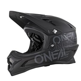 Casco ONeal Backflip RL2 Youth Evo Helmet Solid Black