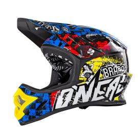 Casco ONeal Backflip RL2 Youth Evo Helmet Wild Multi