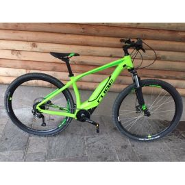 e-mtb Cube Acid Hybrid ONE 500 29 Green/Black tg. L 441 Usato