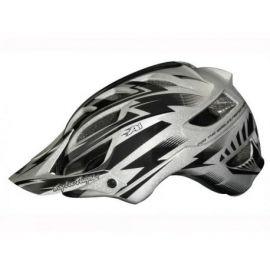 Casco Troy Lee Designs A1 Helmet Cyclops Silver