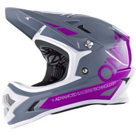 Casco ONeal Backflip RL2 Bungarra White/Purple