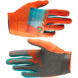 Guanti Leatt DBX 2.0 X-Flow Colore Orange/Teal