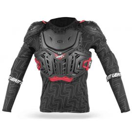 Pettorina Leatt Body Protector 4.5 Junior Black