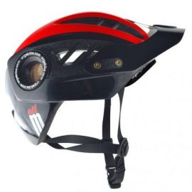 Casco Urge All Mountain Black/Red
