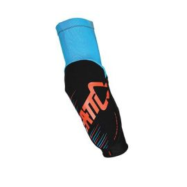 Gomitiere Leatt 3DF 5.0 Blue/Orange