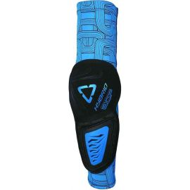 Gomitiere Leatt 3DF HYBRID Black/Blue