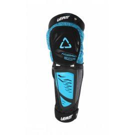 Ginocchiere Leatt 3DF HYBRID EXT Black/Blue