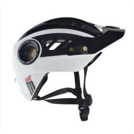 Casco Urge All Mountain White/Black