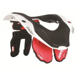 Collare Leatt Neck Brace DBX 5.5 Junior Colore Red/White