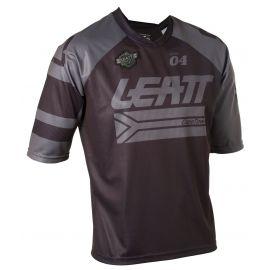 Jersey Leatt S/S DBX 3.0 Colore Black