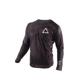 Jersey Leatt L/S DBX 5.0 ALLMTN Colore Black