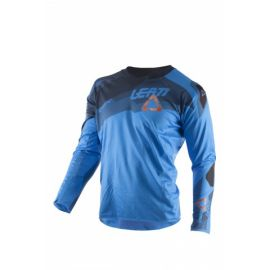 Jersey Leatt L/S DBX 5.0 ALLMTN Colore Blue